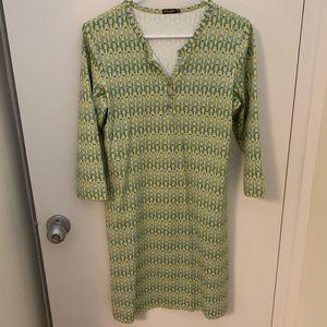 J. McLaughlin Lynn Henley Catalina Dress